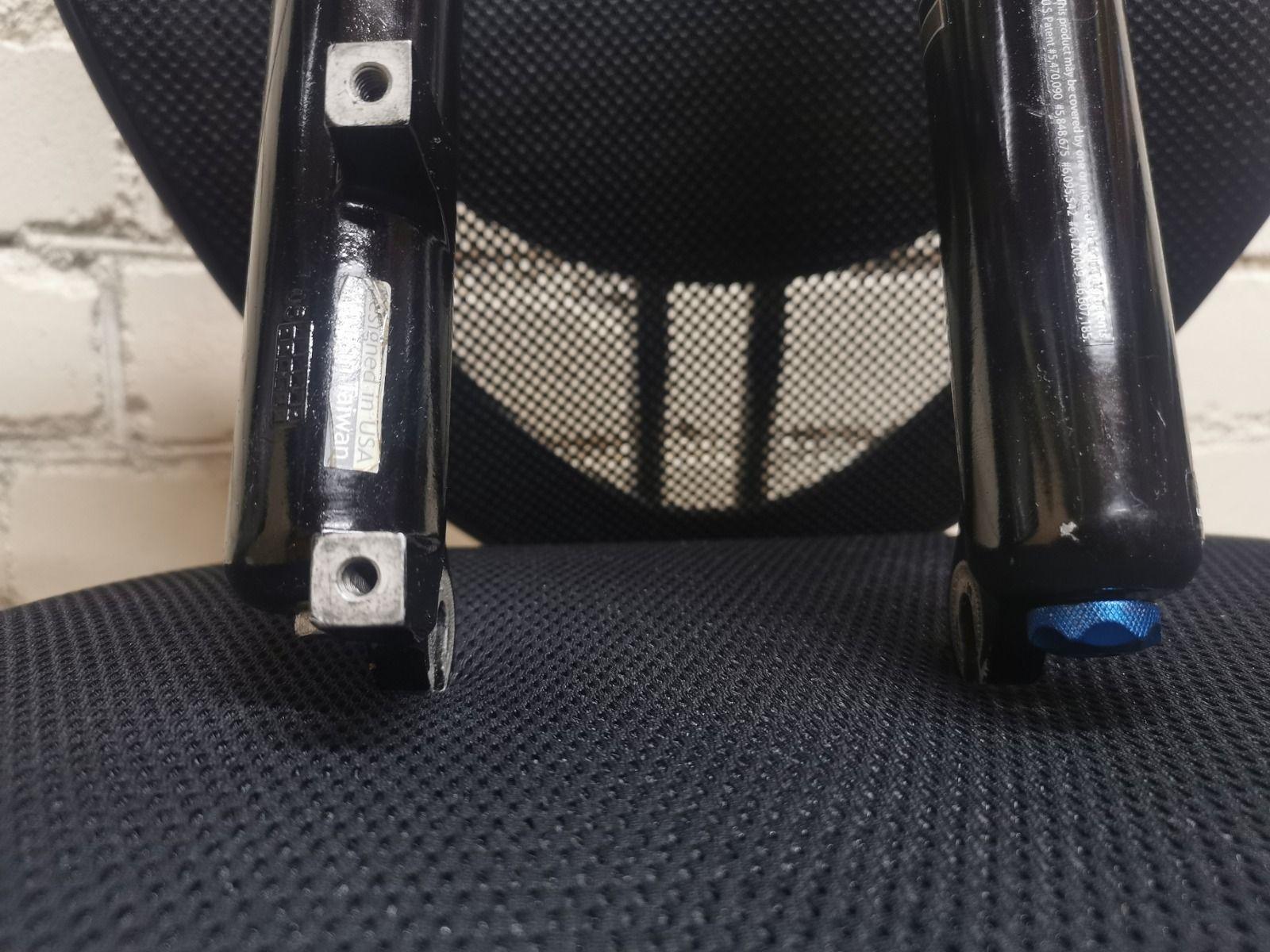 Вилка 26 Manitou R7 super 100 мм