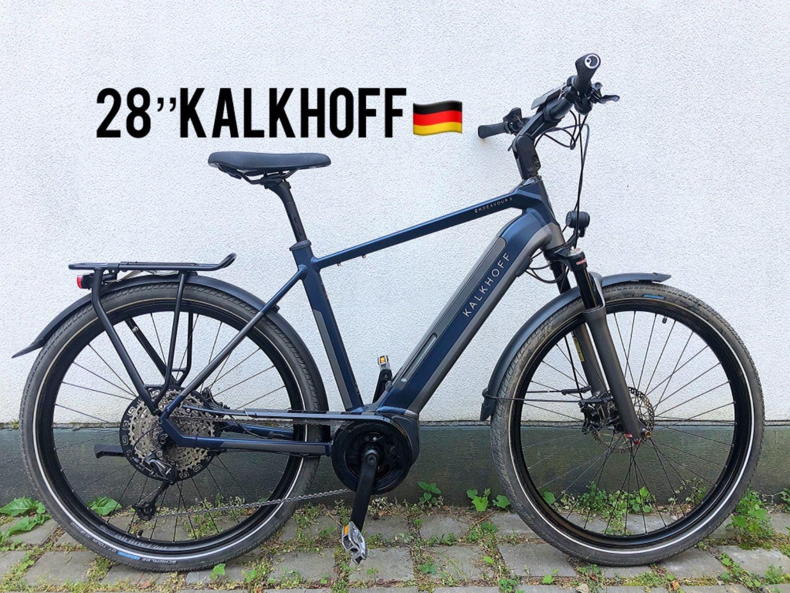 ВЕЛОСИПЕД  Kalkhoff Endeavour 5.B