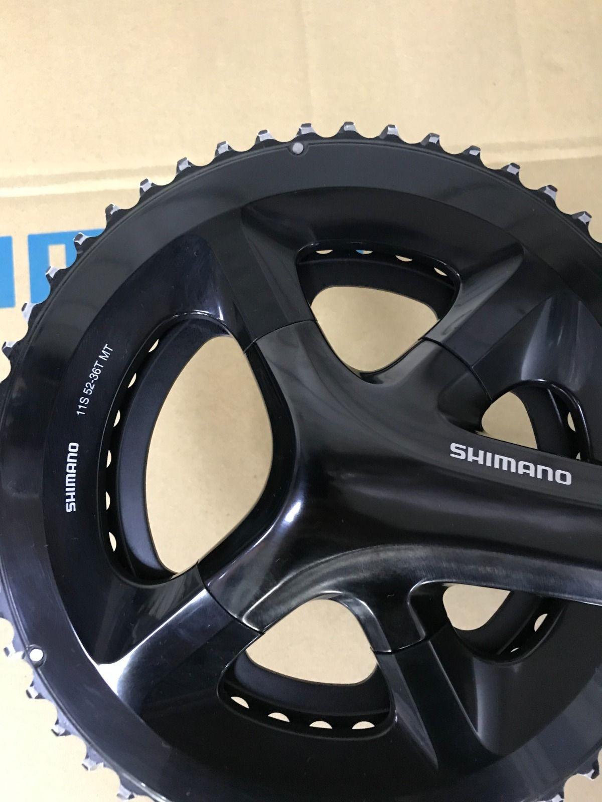Система шатунов Shimano FC-RS510