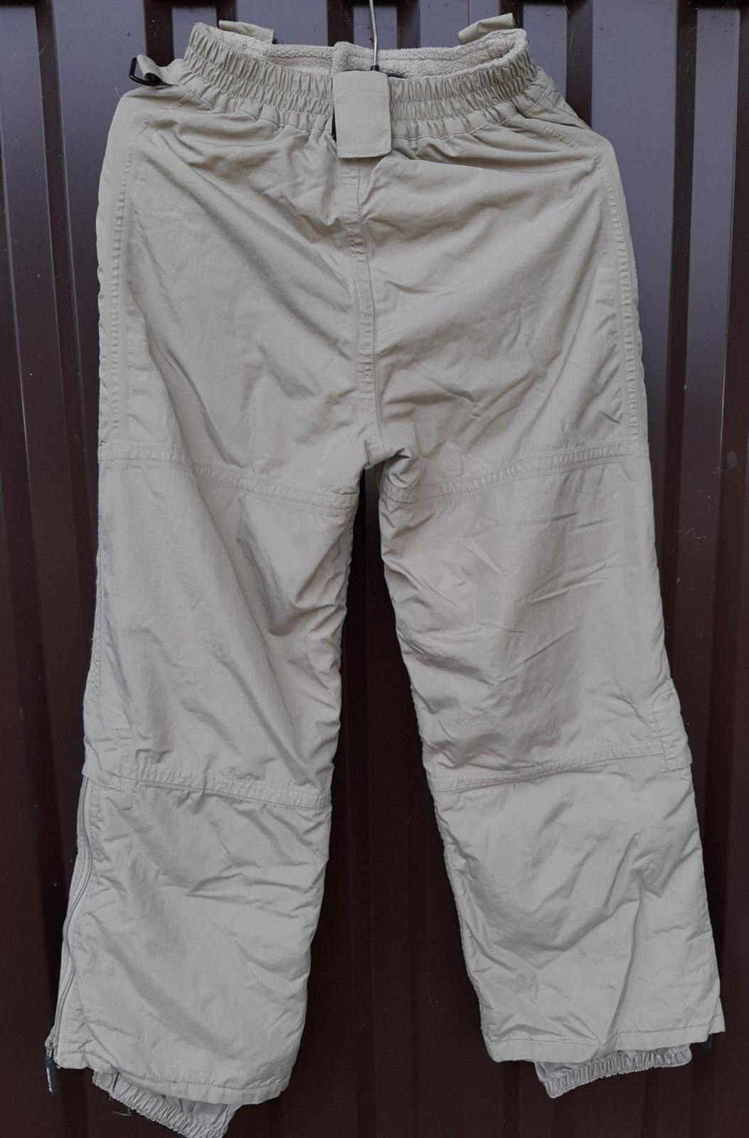 Детские лыжные штаны на рост 140