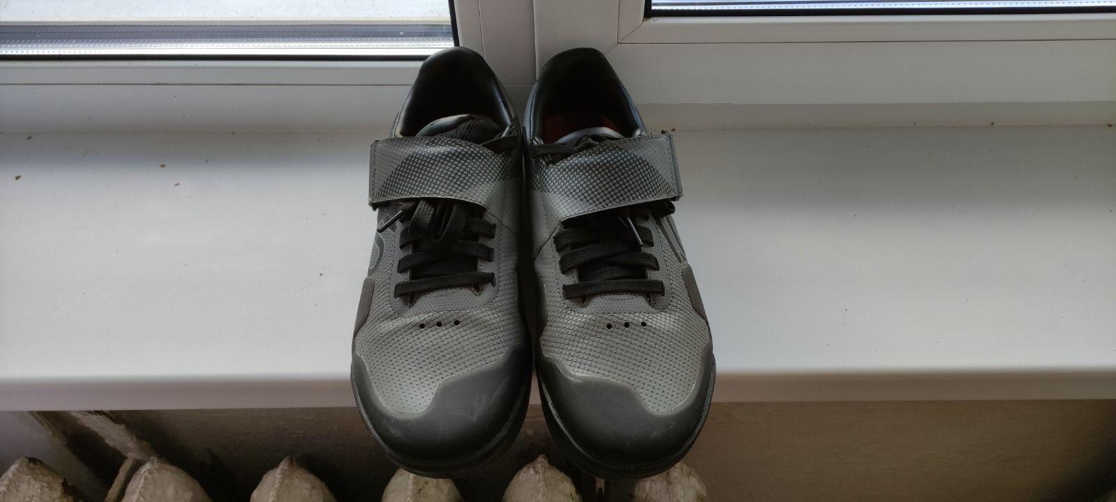 Adidas Five Ten с шипами