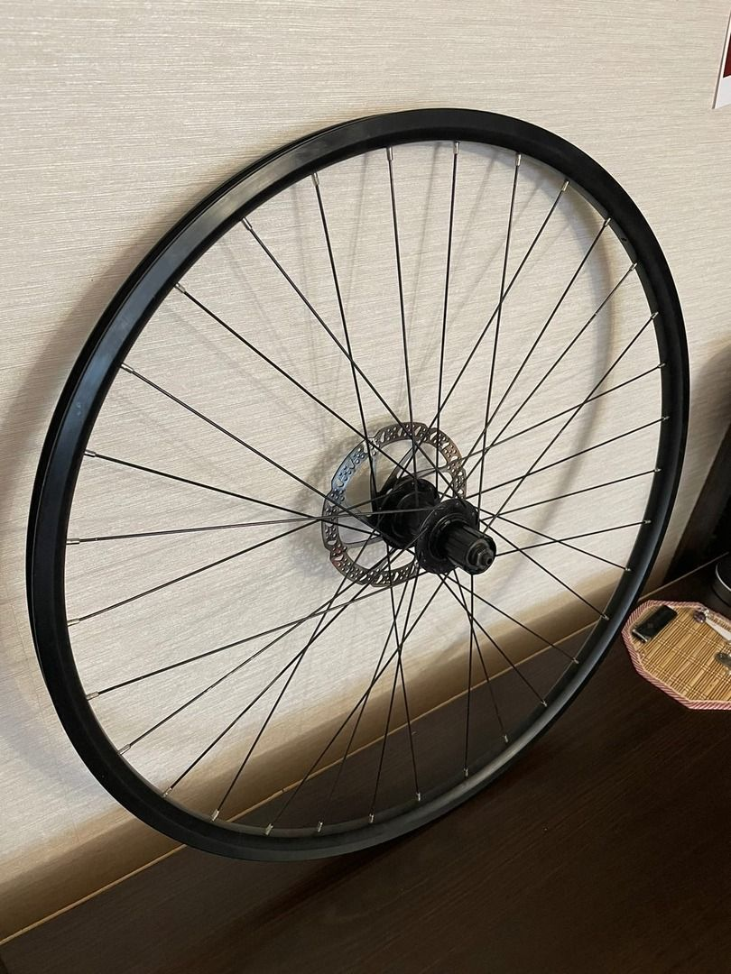 Заднее 29 колесо