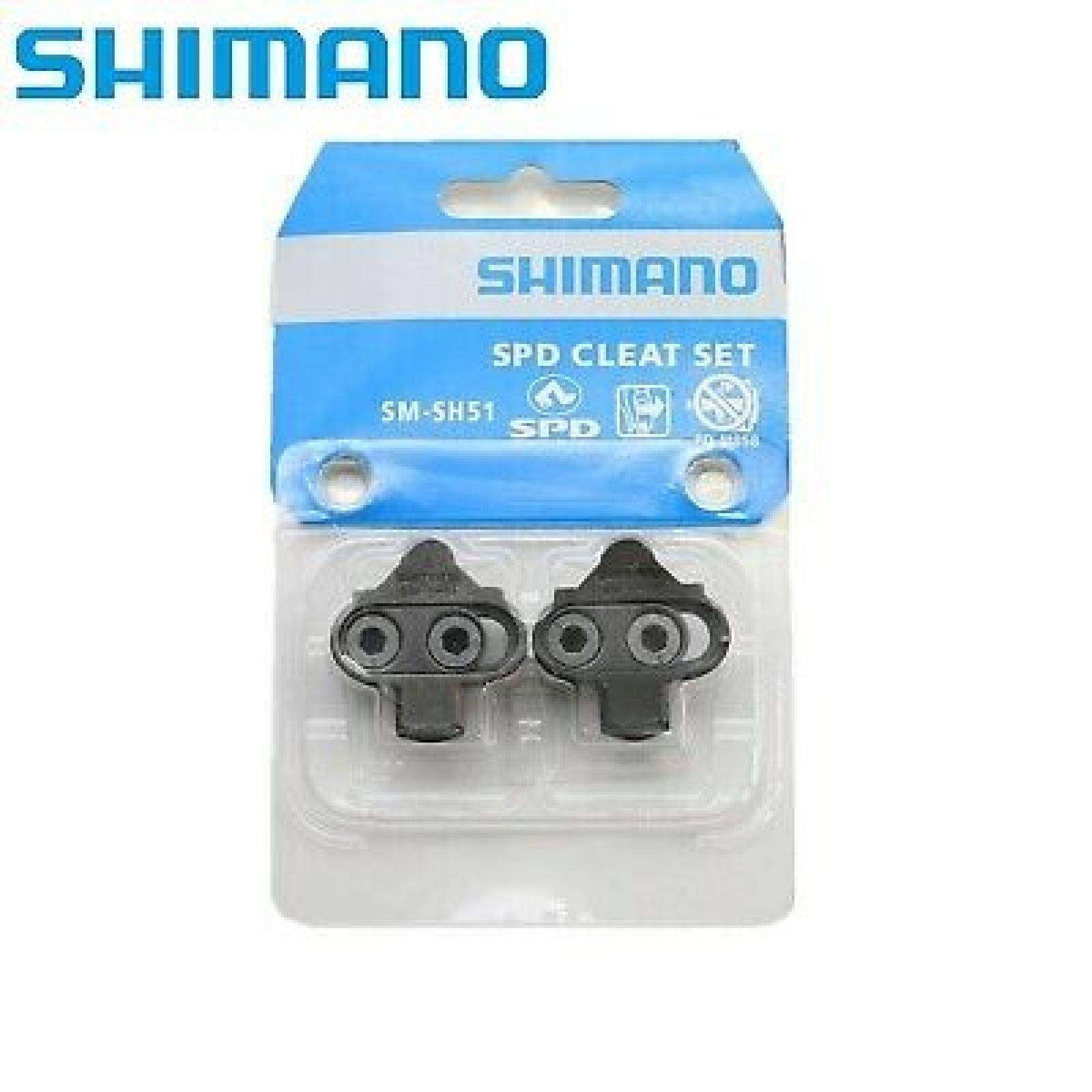 Шипы для педалей Shimano SM-SH51