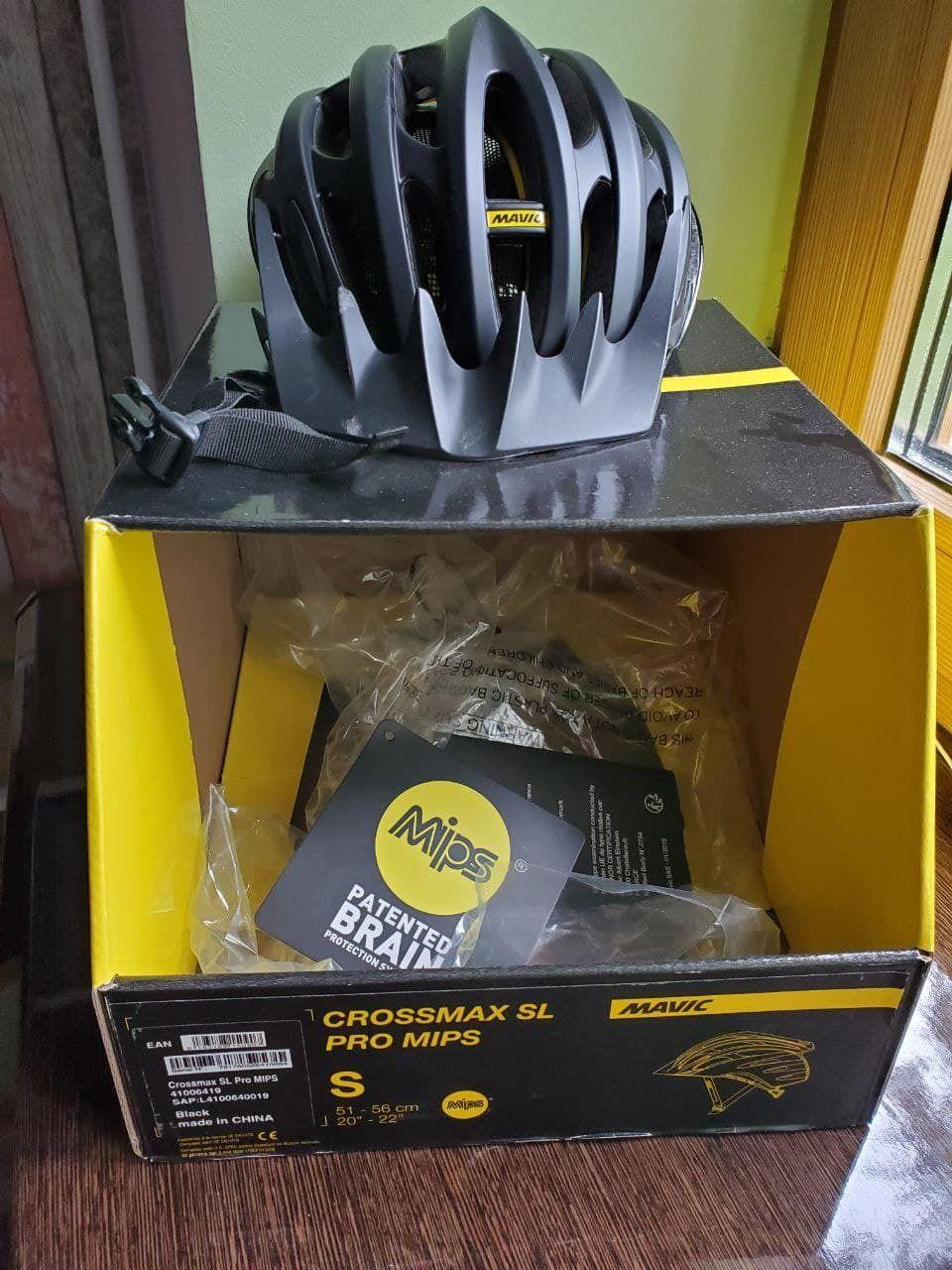 Шлем Mavic Crossmax SL Pro MIPS размер S(51-56)