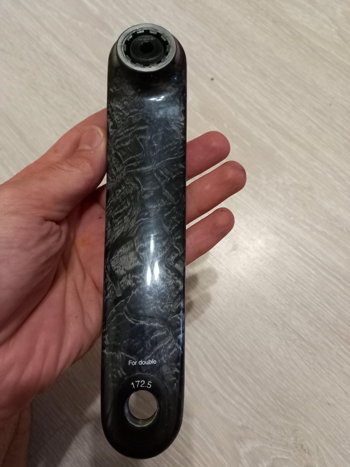 FSA SL-K Carbon Fiber 10 Speed 172,5 Megaexo Crank Set