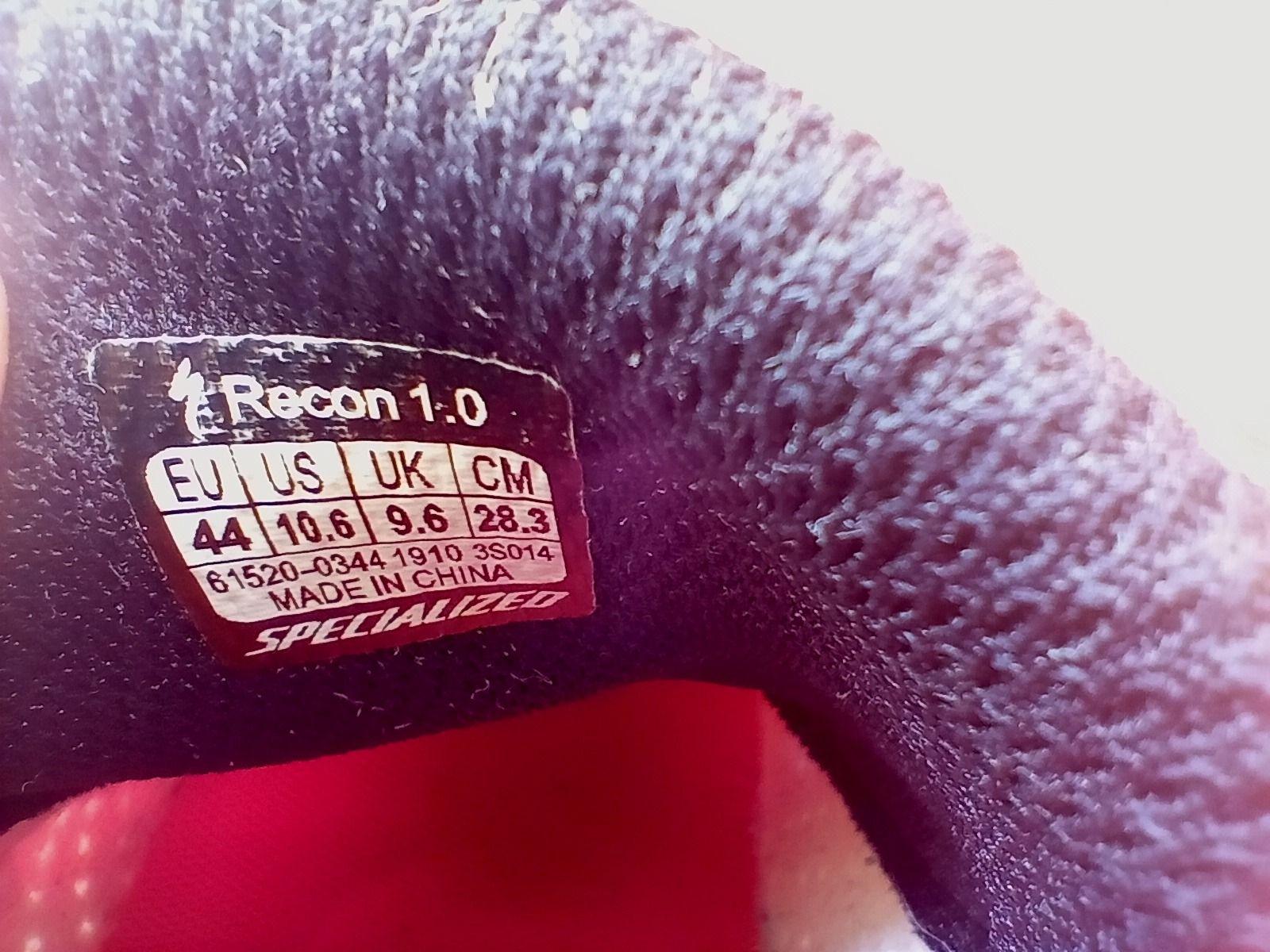 Туфли Specialized RECON 1.0 MTB
