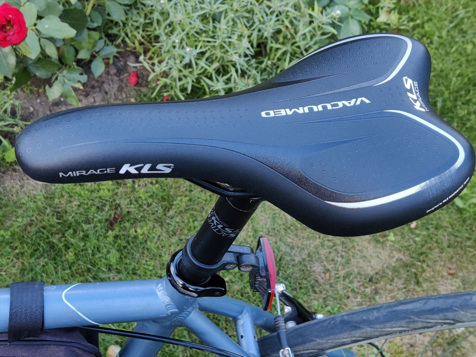 Kellys Physio 10, L-560mm, 1x9, 700x35, 10.7kg