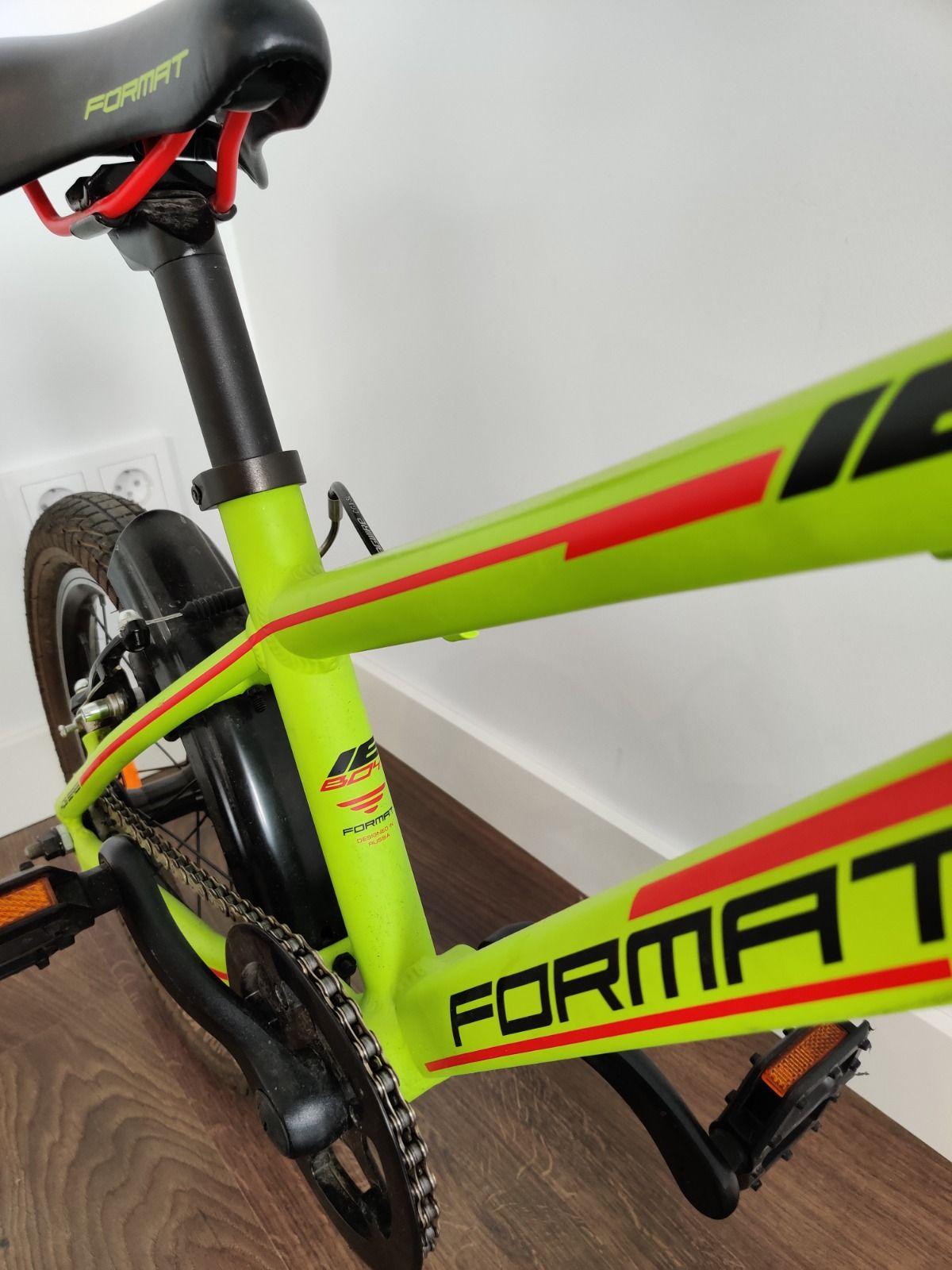Велосипед детский Format 16
