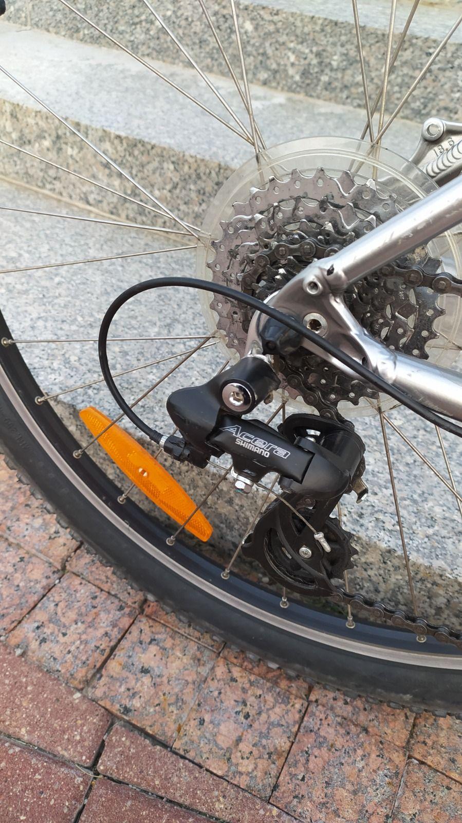 Велосипед SPECIALIZED HR XC, трансмиссия 3х8 (Accera).