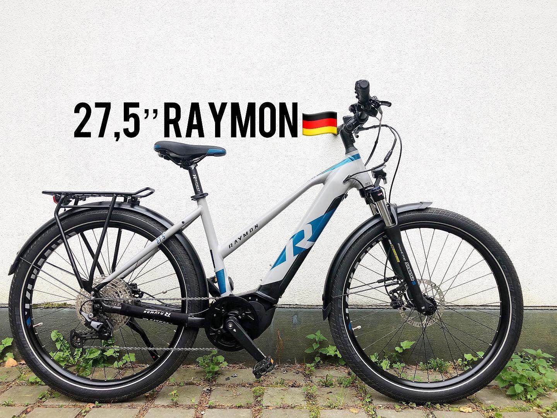 ВЕЛОСИПЕД RAYMON TOUREY E 7.0