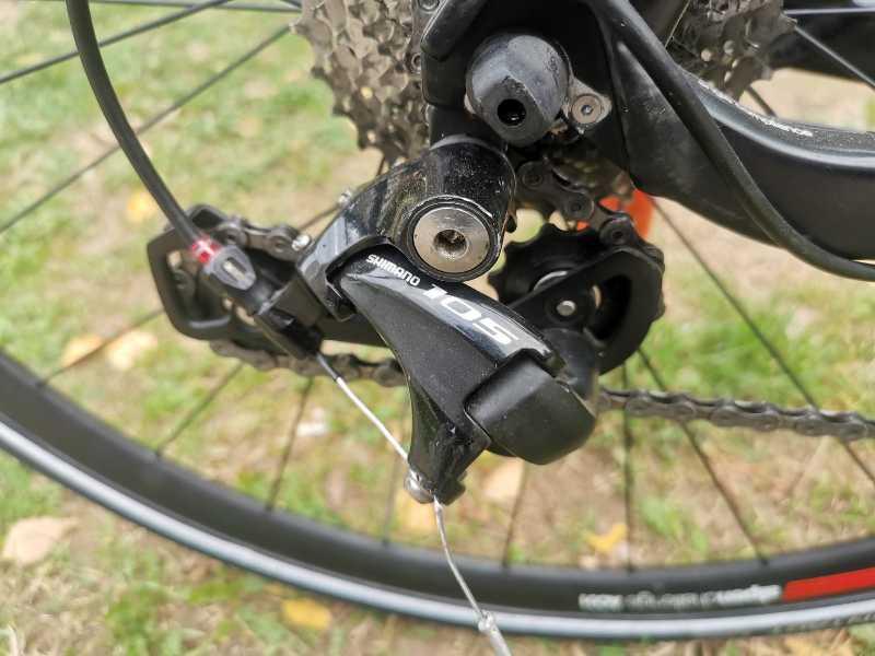 Велосипед BMC Alpenchallenge AC01