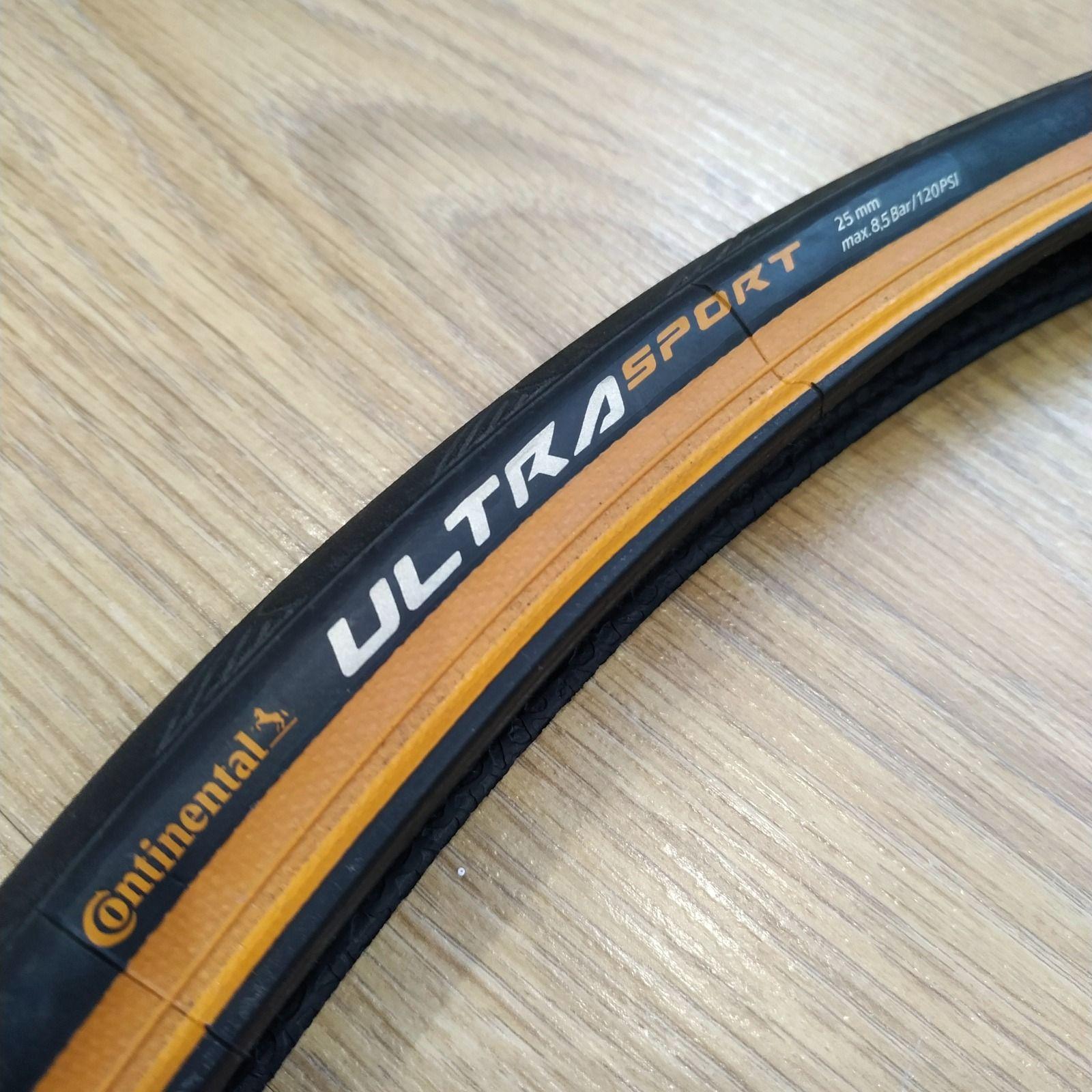 Покрышка Continental Ultra Sport II 25mm