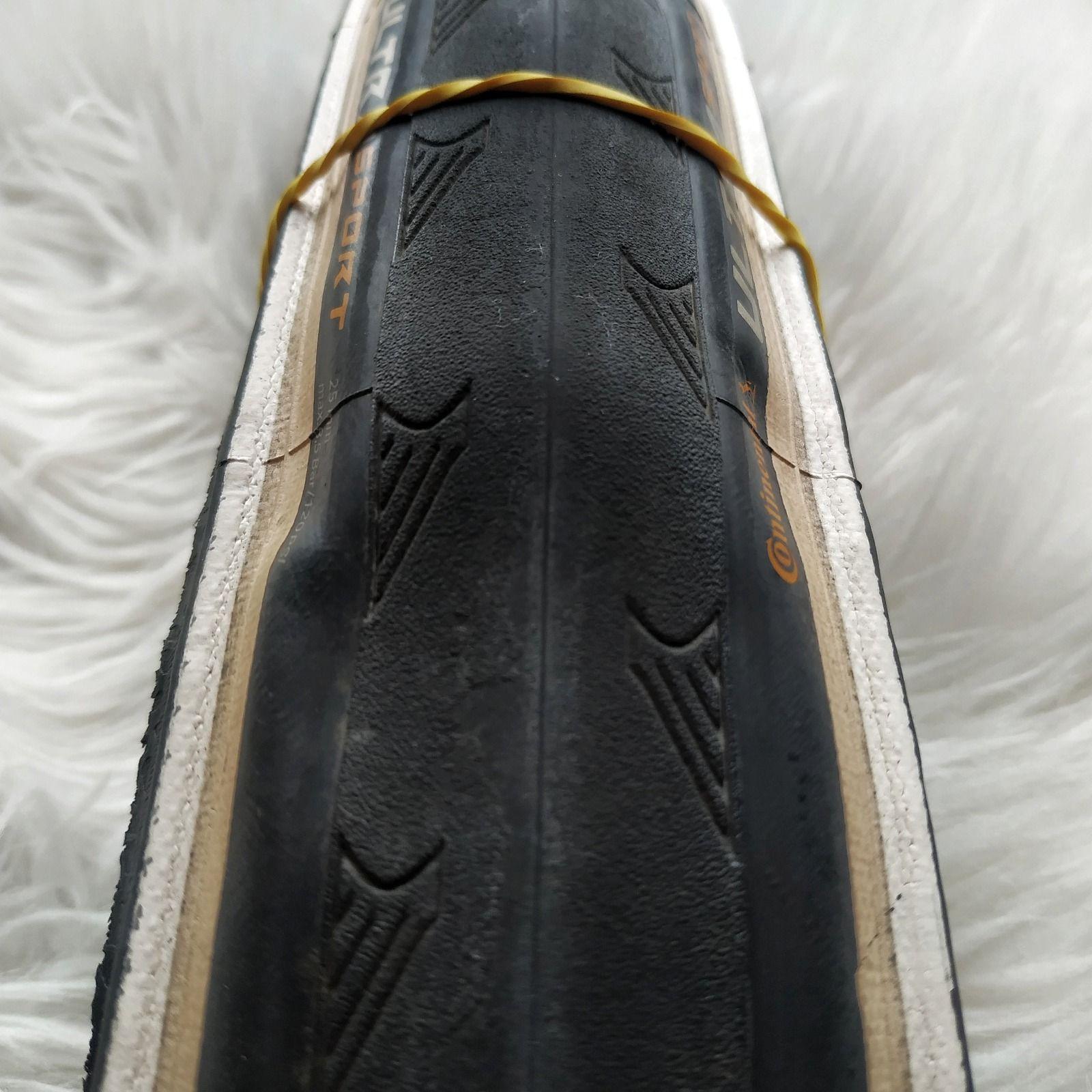 Покрышка Continental Ultra Sport II 25mm (кевлар)