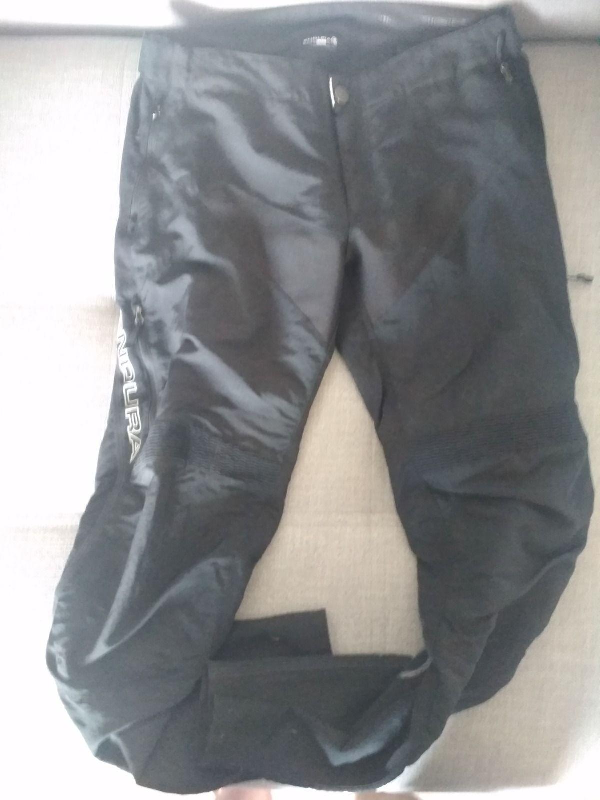 Велоштаны Endura SingleTrack II Trousers