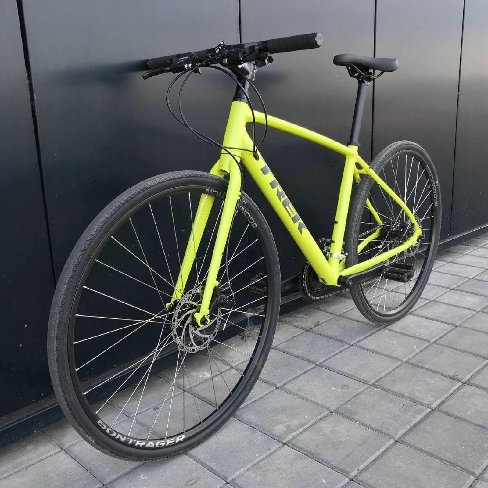 велосипед TREK FX 1 (M) 2021 идеальное состояние!