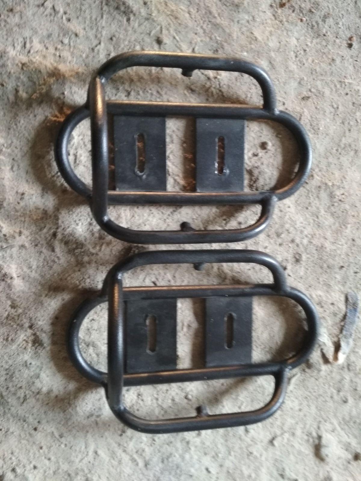 Багажник на вилку (крабы держатели)