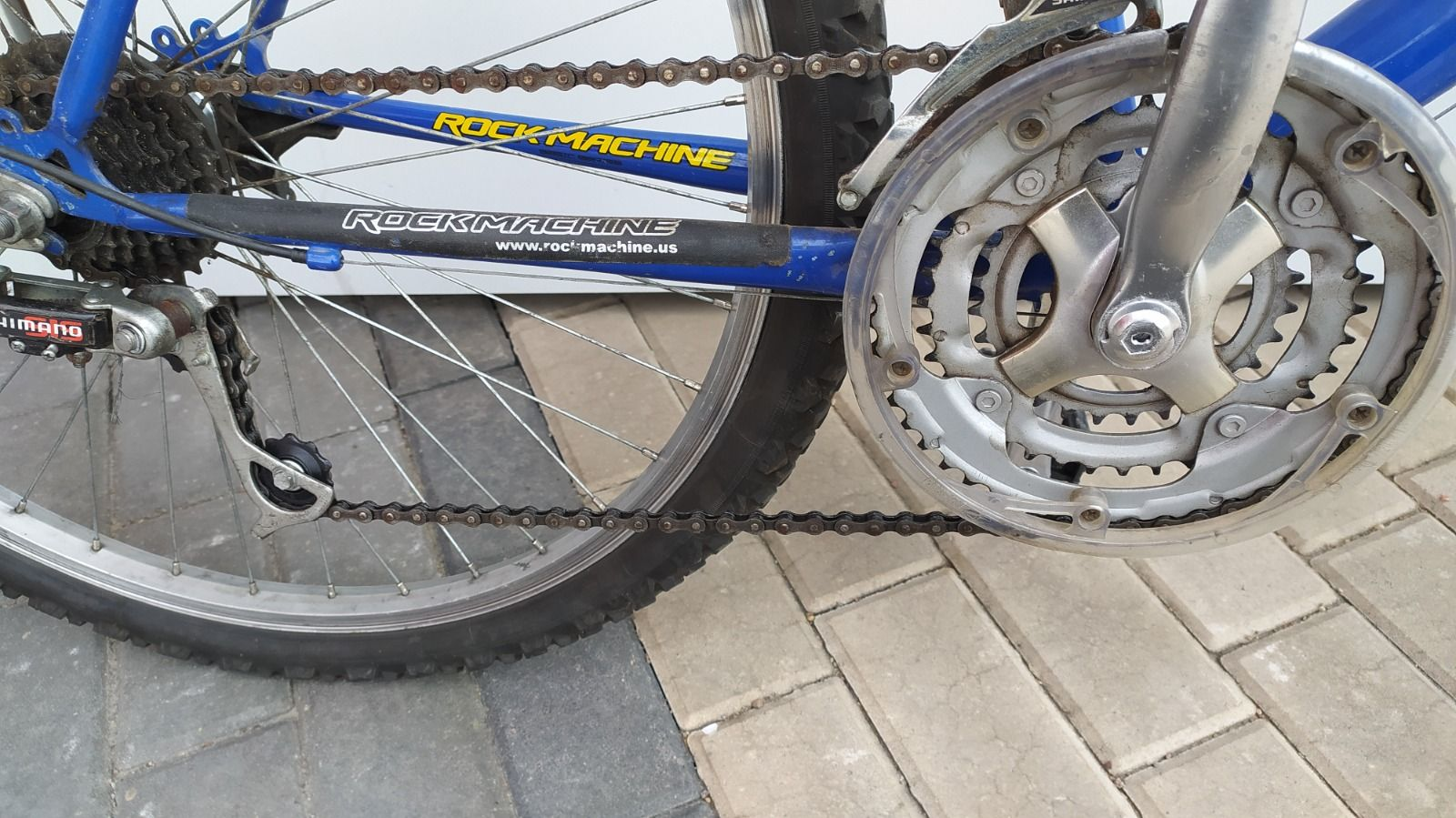 Велосипед Rock Machine Energy