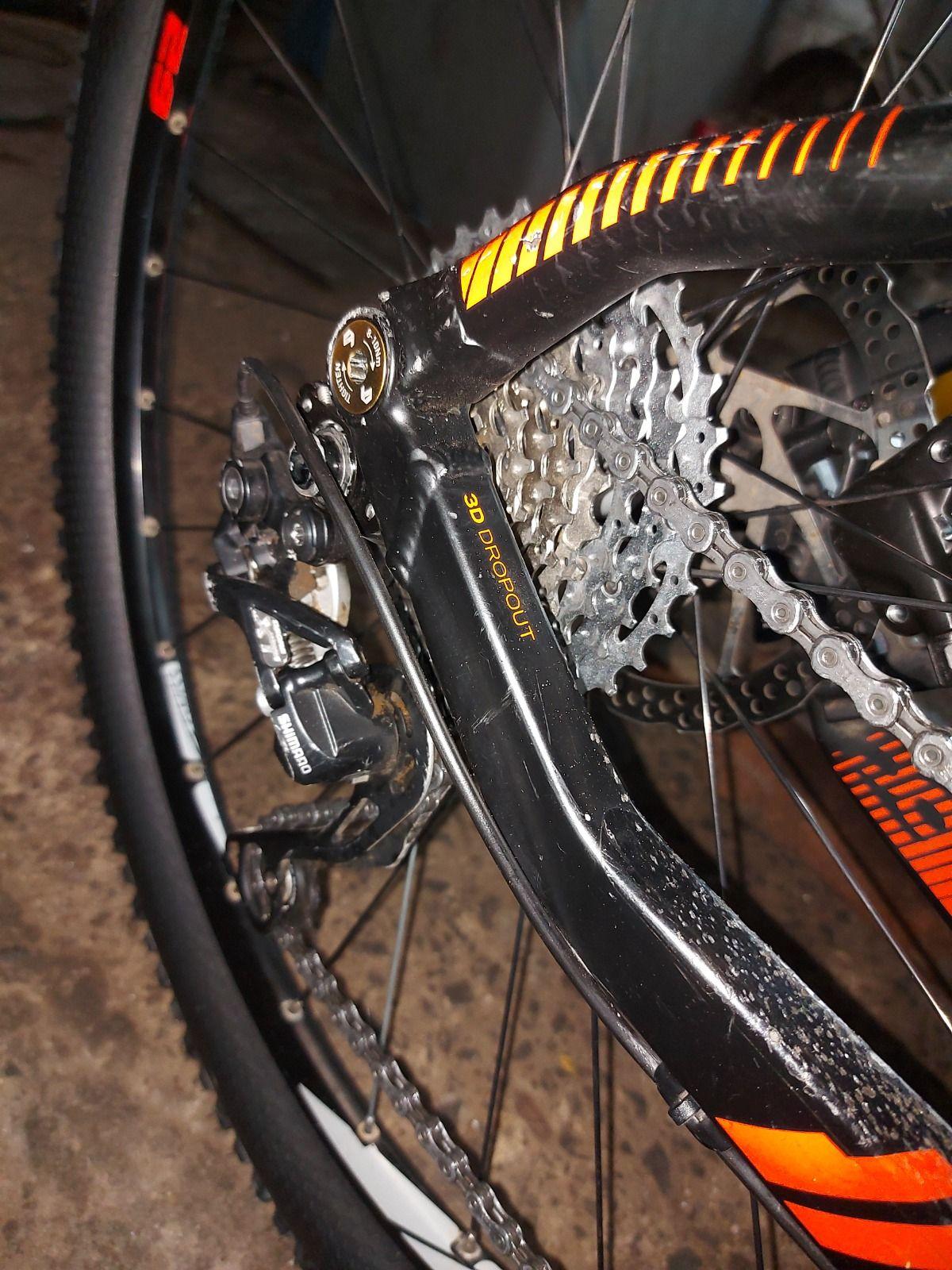 горный двухподвесный велосипед BERGAMONT CONTRAIL LTD
