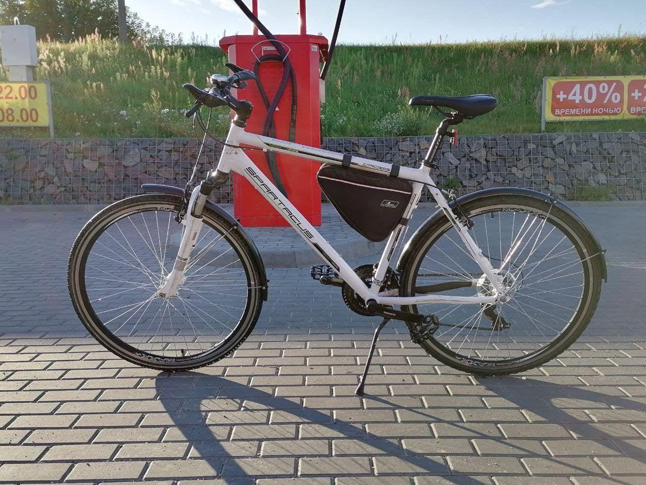 Велосипед Spartacus