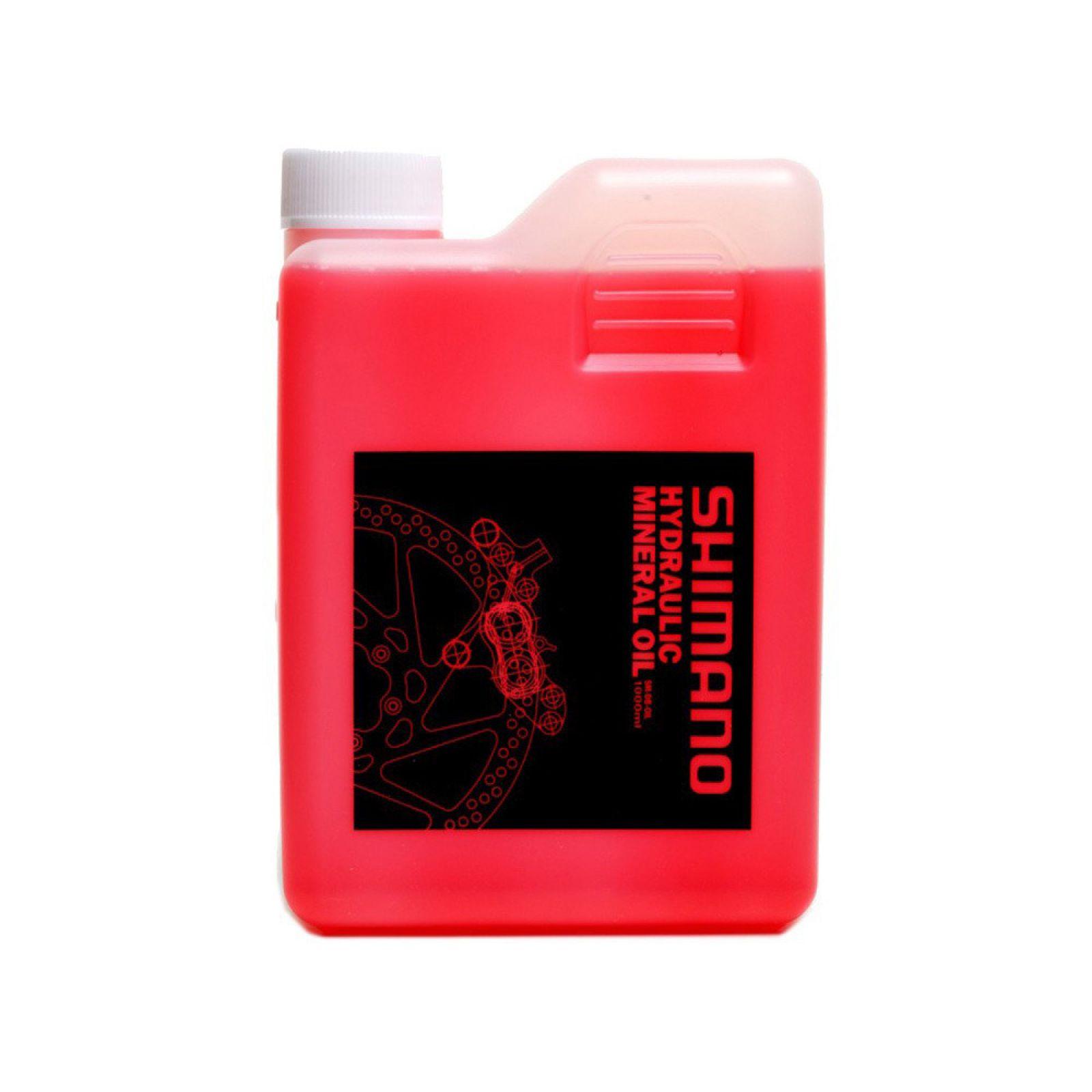 Shimano oil для тормозов