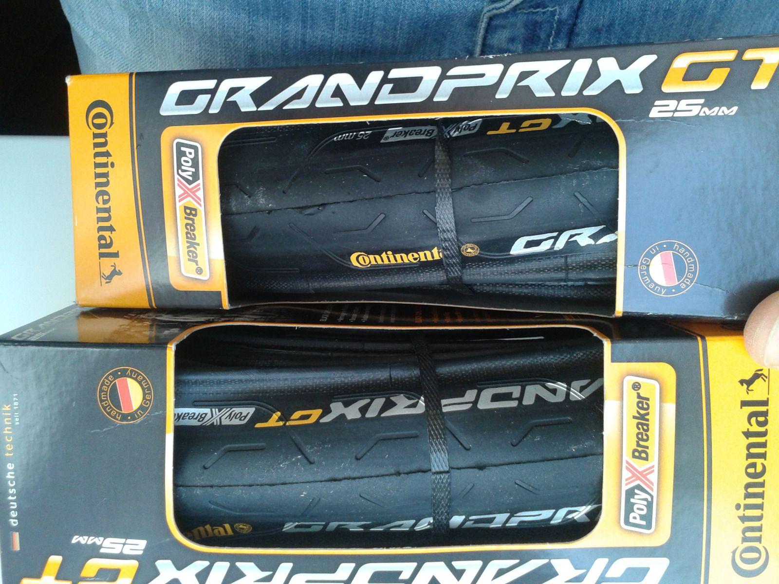 Continental Grand Prix GT 25-622