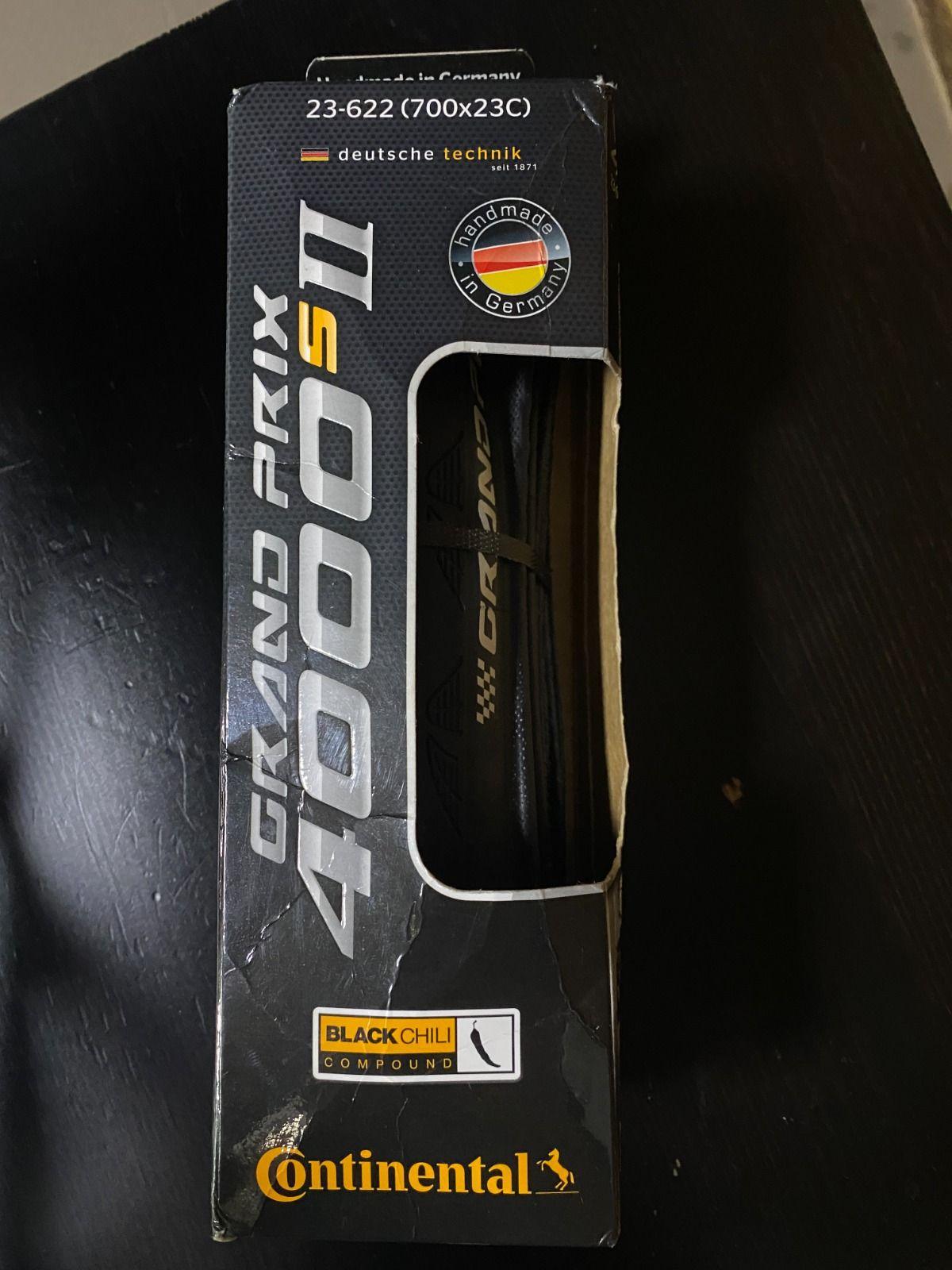 Покрышка Grand Prix 4000S II