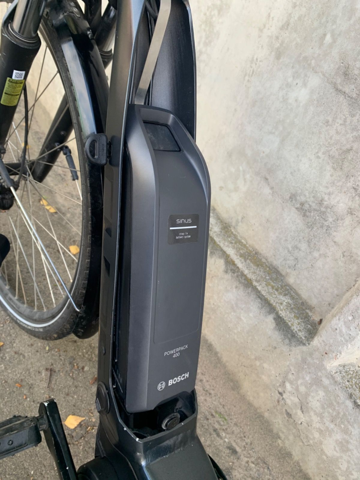 Электровелосипед Cube touring hpa