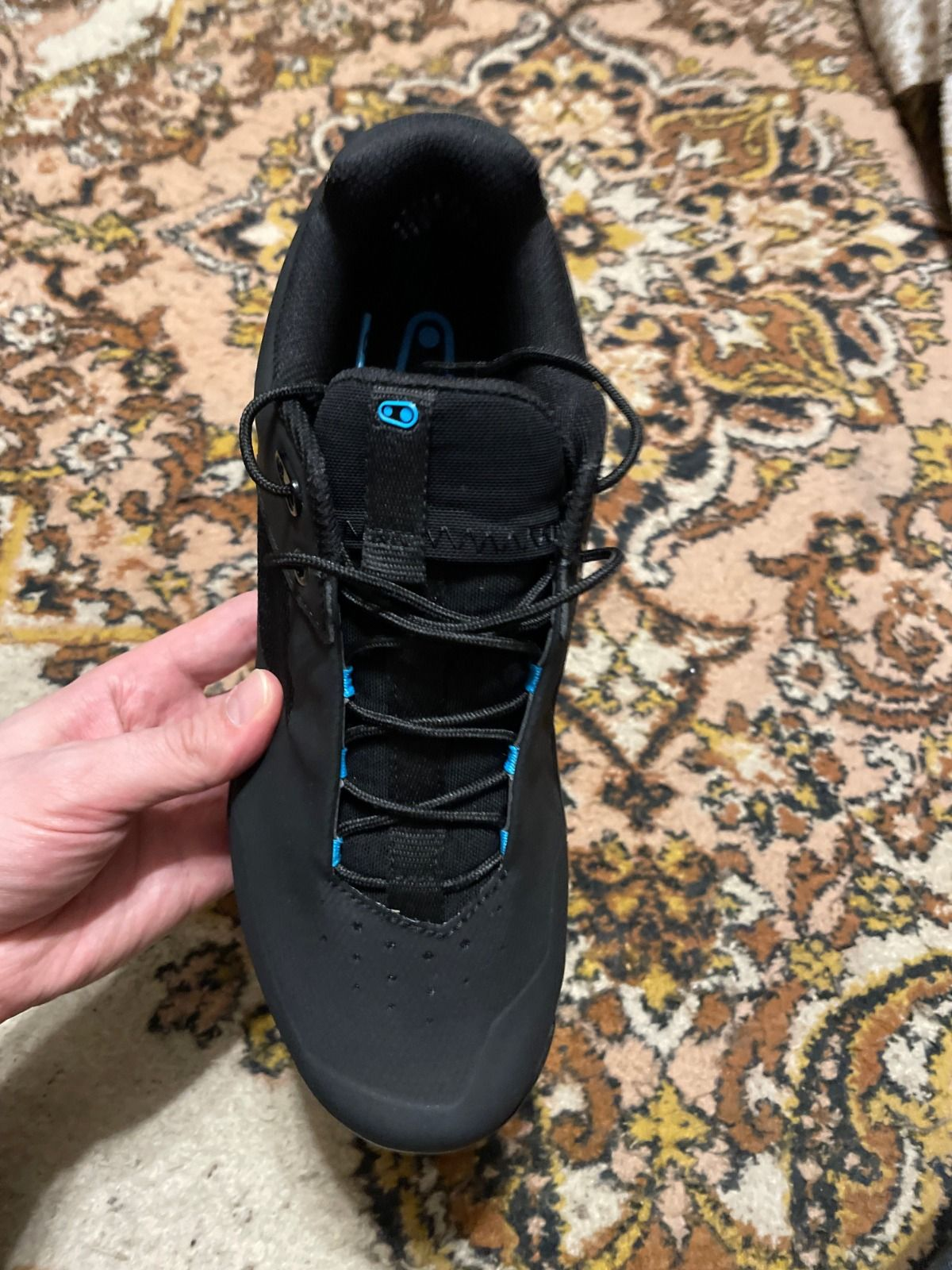 Велотуфли Crankbrothers Mallet E Lace MTB Clipless Cycling Shoes