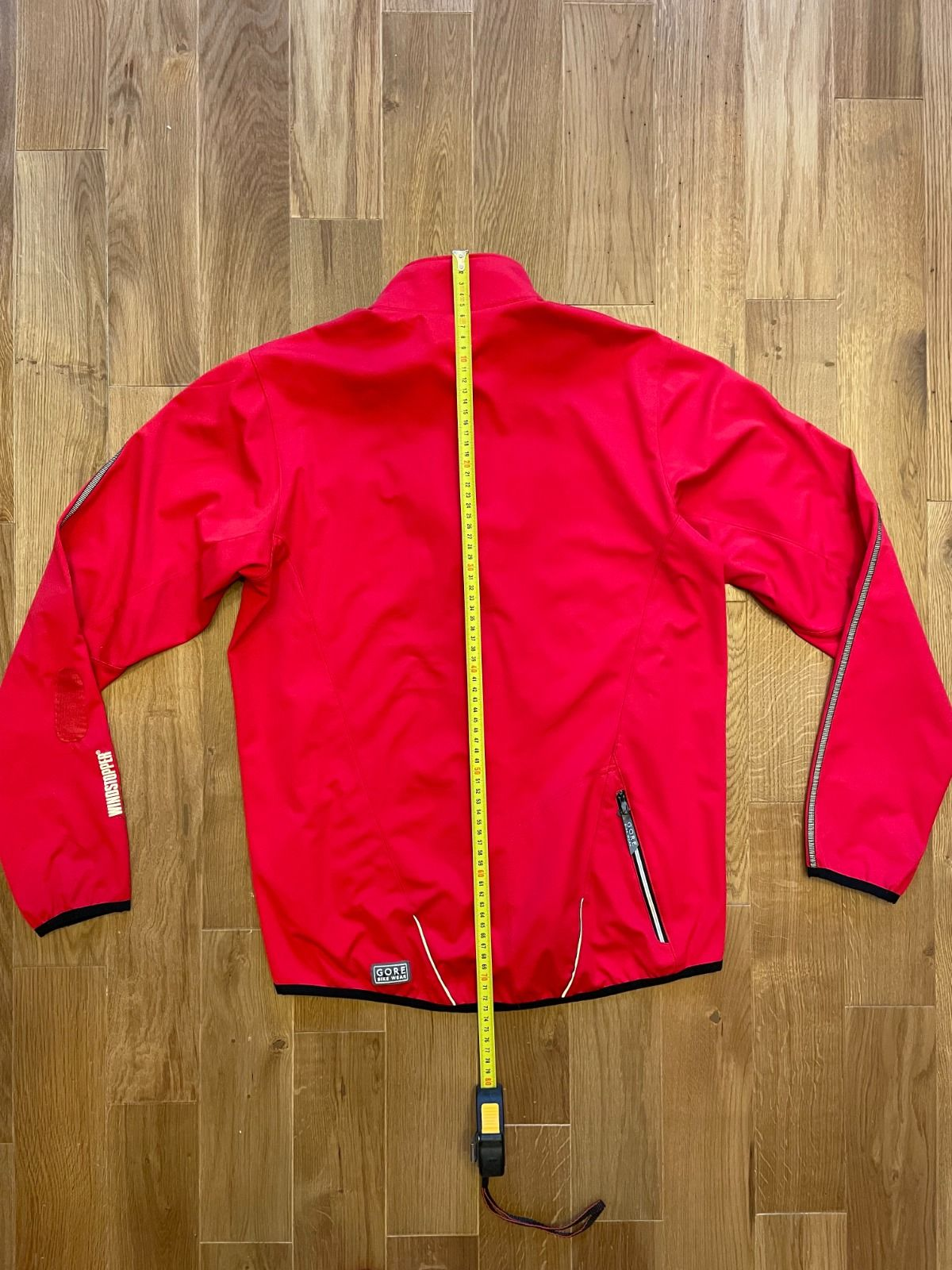 Велокуртка непродуваемая Gore Wear Windbreaker