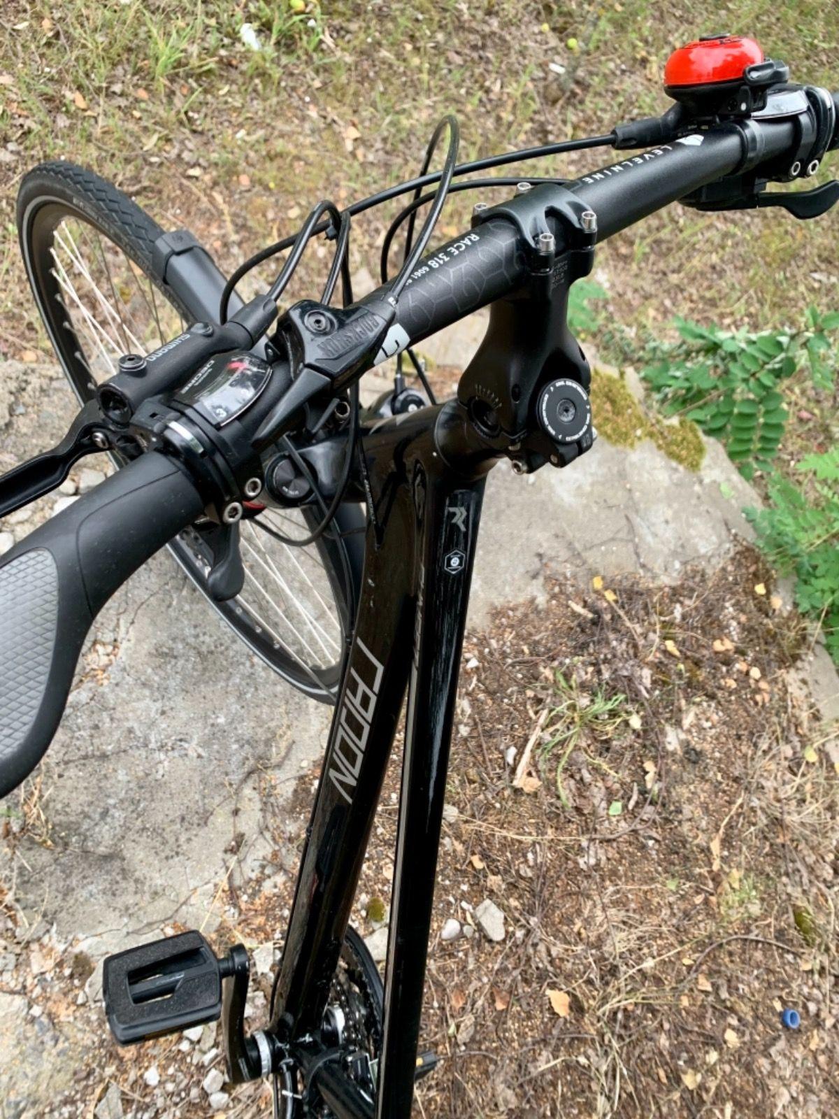 Велосипед из Германии на XT Rock Shox