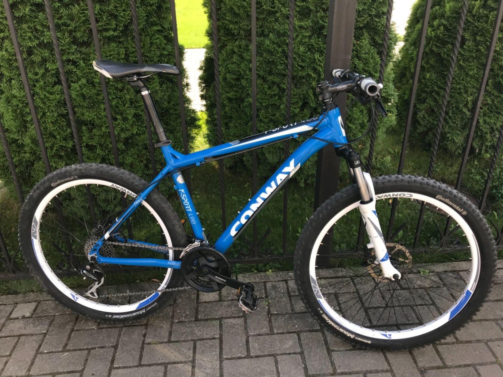 Велосипед горный Conway