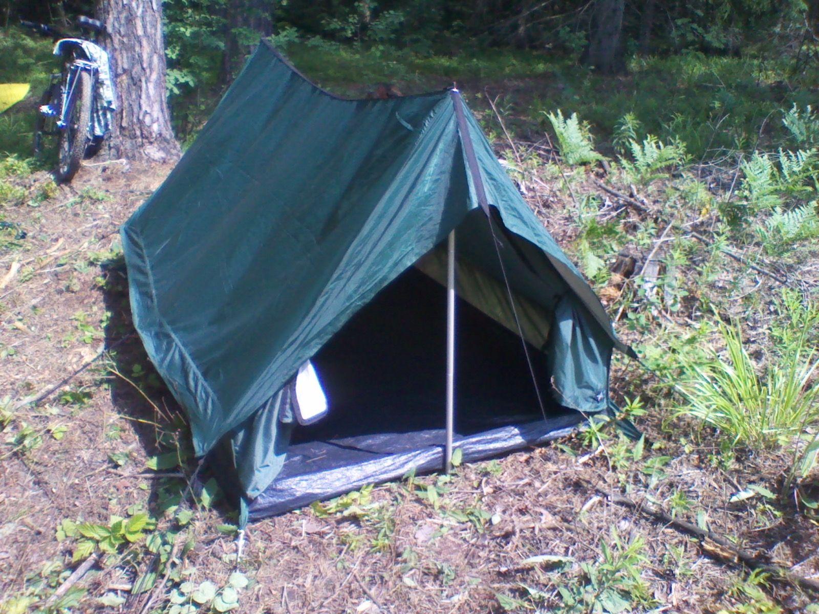 Палатка Nova Tour Тайга-2