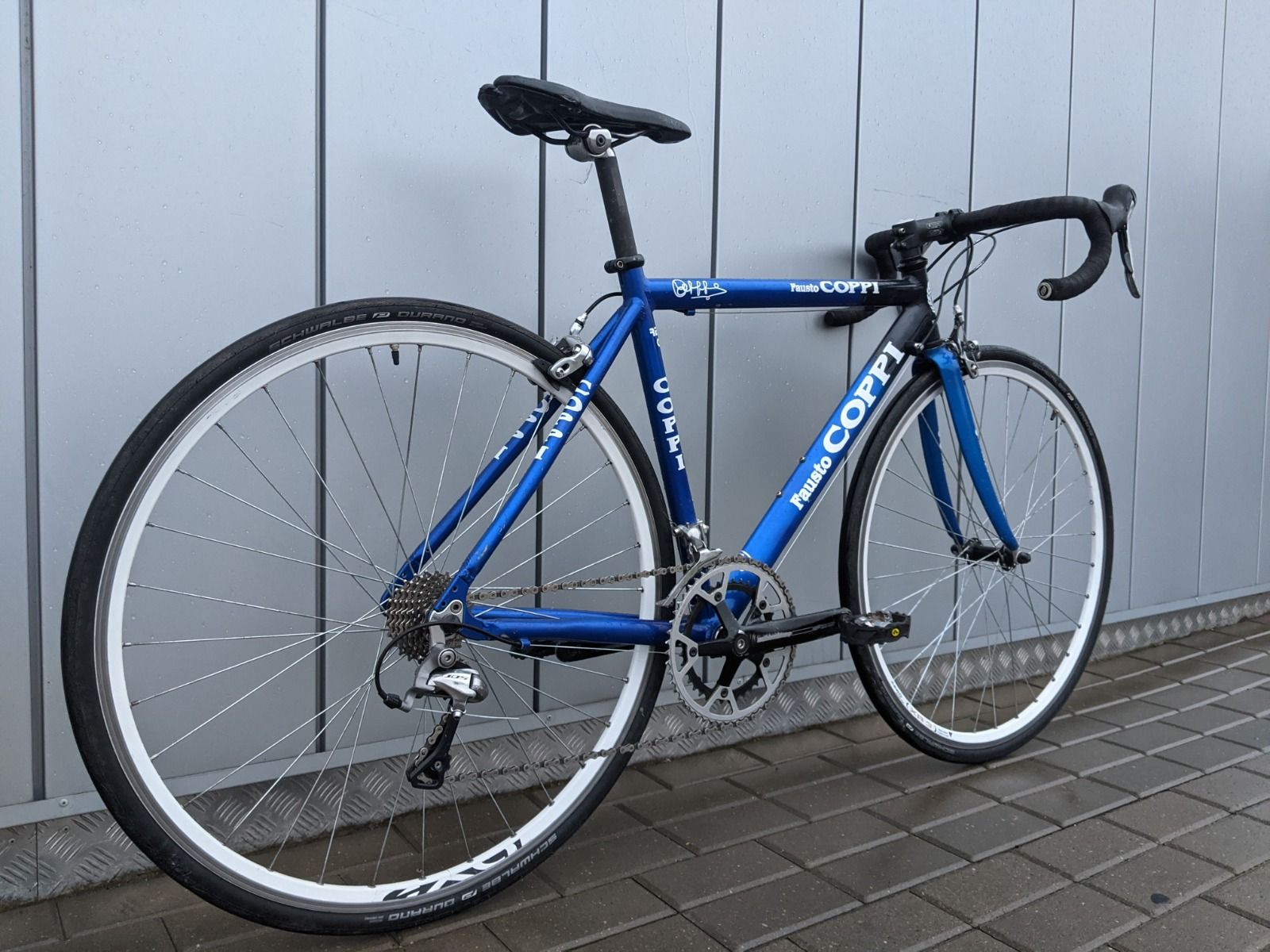 Шоссейный велосипед Fausto COPPI