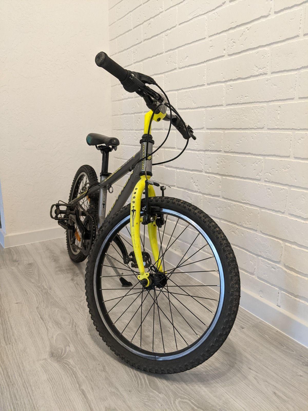 Детский велосипед Author Cosmic 20