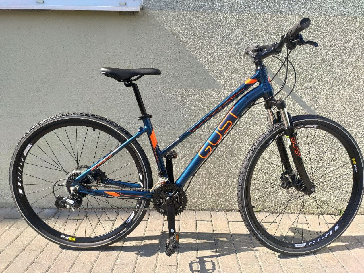 Велосипед Gust XCEED
