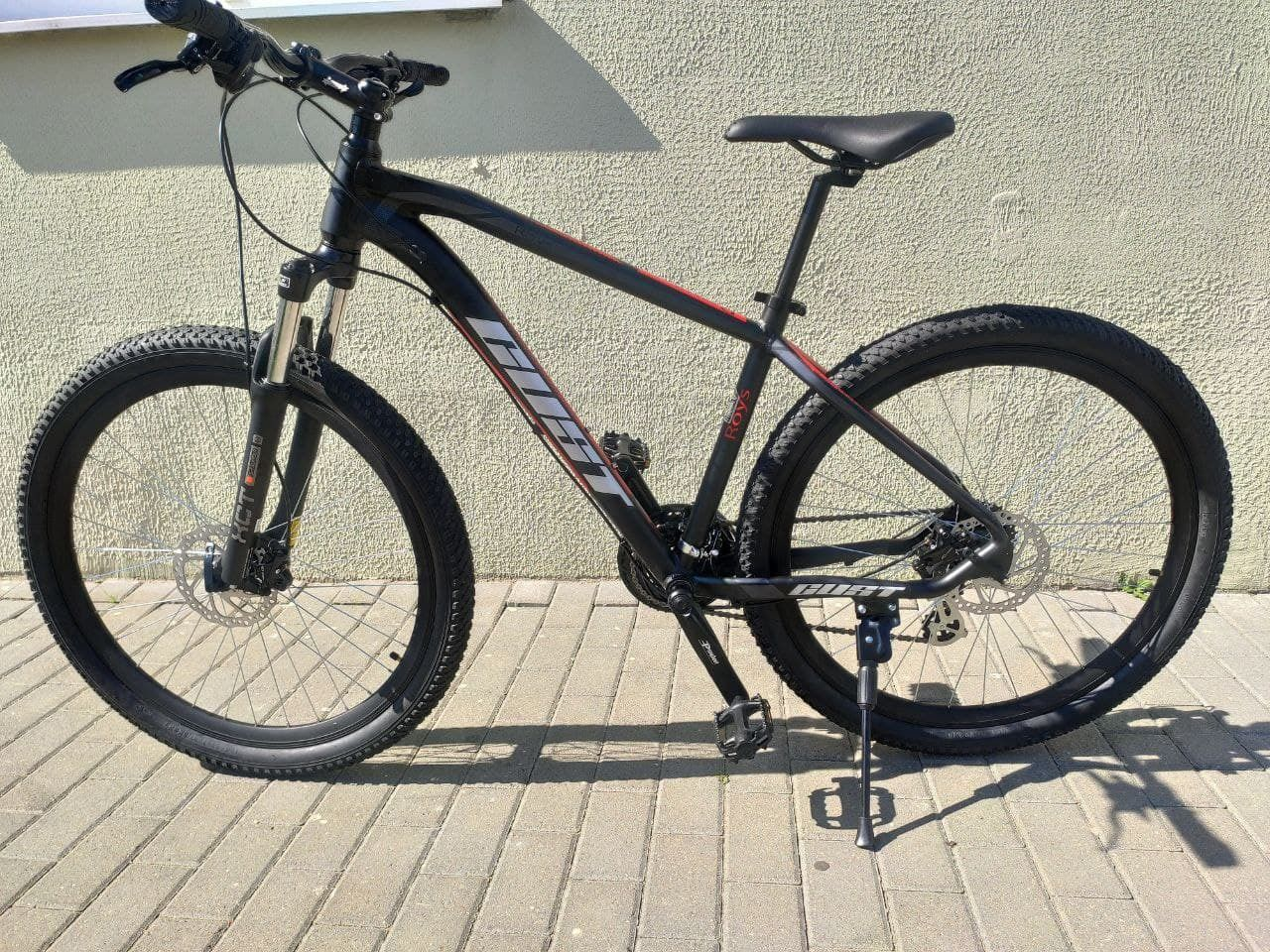 Велосипед Gust Roys 27.5