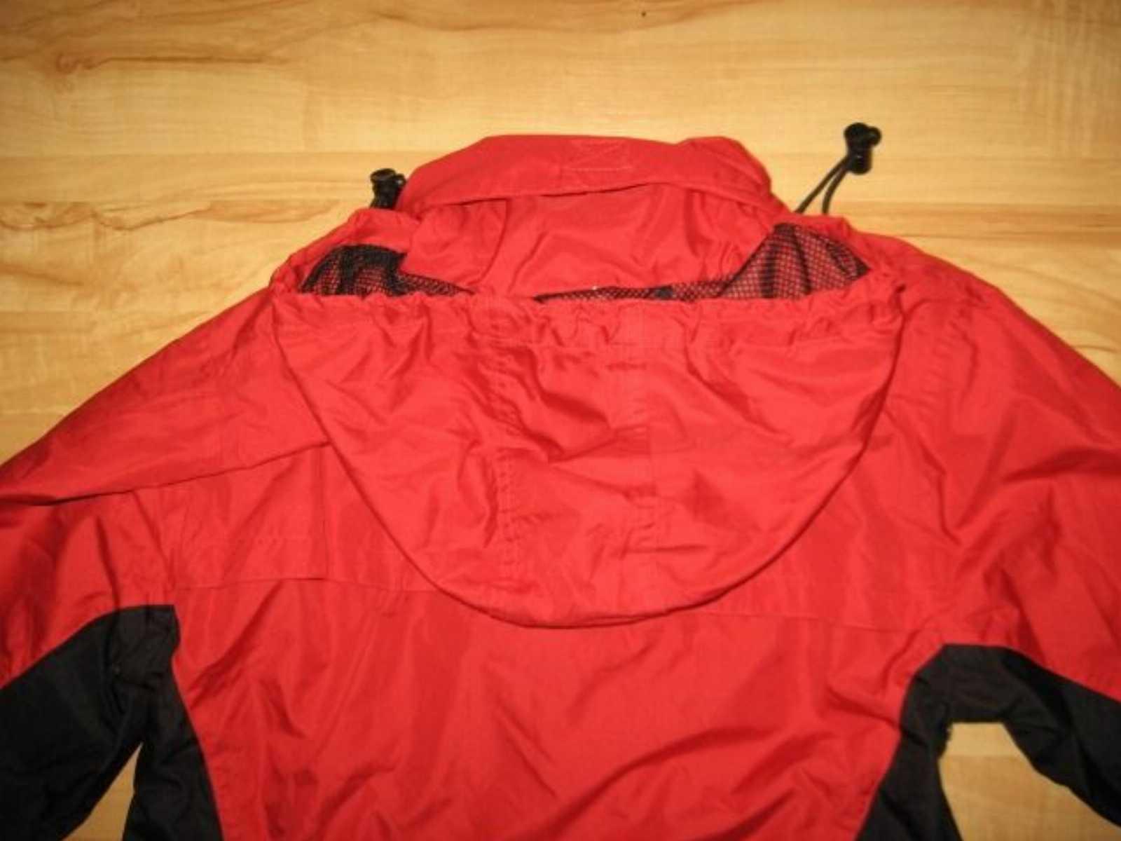 Куртка велосипедная с капюшоном 4Sports. Размер S