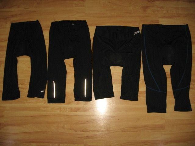 Капри велосипедные, длинные велошорты размер S, М, L