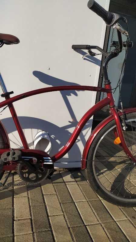 Велосипед круизёр американского бренда Schwinn (26