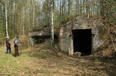 Оборонительные сооружения 1-й мировой войны