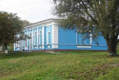 Железнодорожная станция Копысь