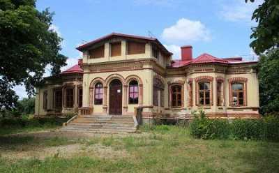 Усадебный дом