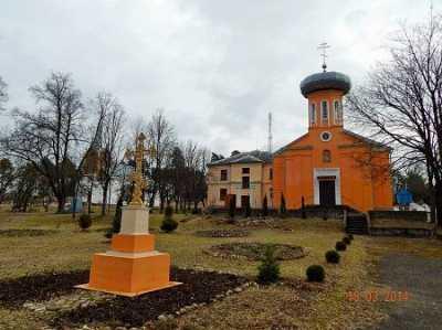 Церковь св. Афанасия Брестского