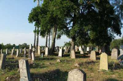 Кладбище татарское