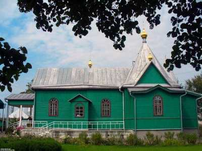 Церковь св. Афанасия (дерев.)