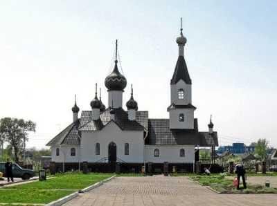 Церковь в честь иконы Богоматери Белыничской