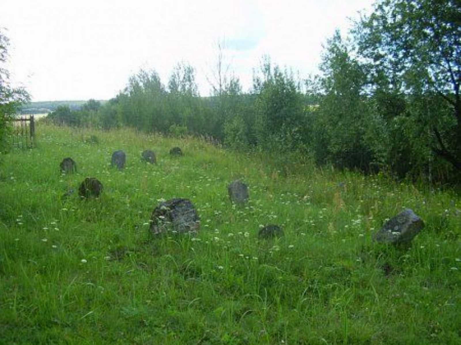 Кладбище еврейское
