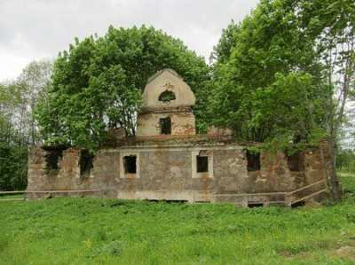 Сыроварня (руины)