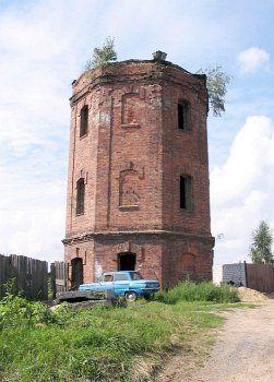 Башня водонапорная (?)