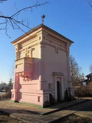 Башня мемориальная